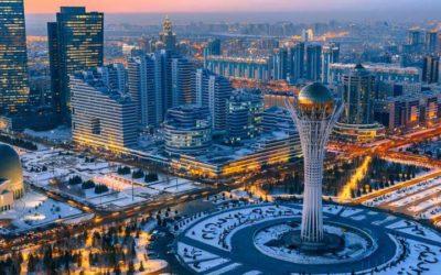 Молочный завод в Казахстане